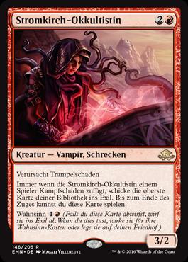 Stromkirch-Okkultistin