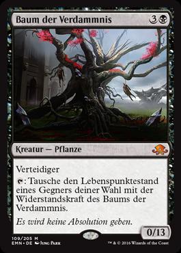 Baum der Verdammnis