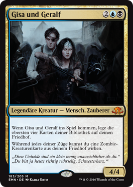 Gisa und Geralf