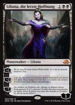 Liliana, die letzte Hoffnung