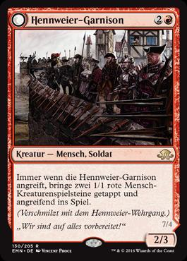 Hennweier-Garnison