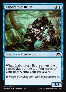 Laboratory Brute