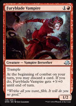 怒り刃の吸血鬼