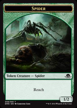 蜘蛛トークン