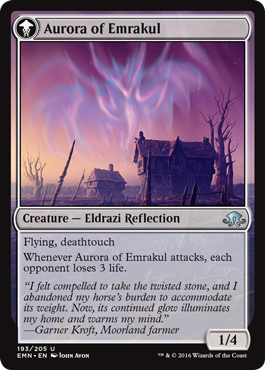 Aurora of Emrakul