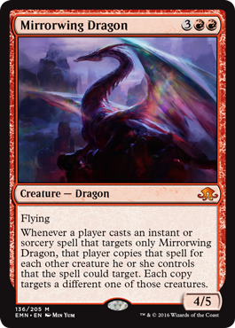 Mirrorwing Dragon | MAGIC: THE GATHERING