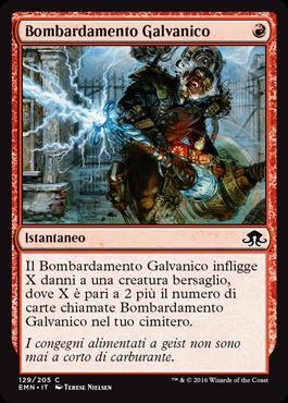 Bombardamento Galvanico