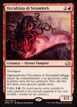 Occultista di Stromkirk
