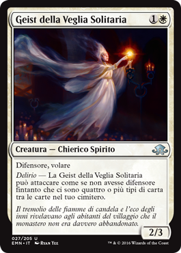 Geist della Veglia Solitaria