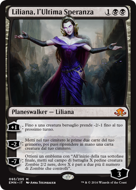 Liliana, l'Ultima Speranza