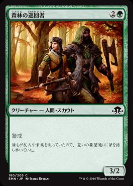 森林の巡回者