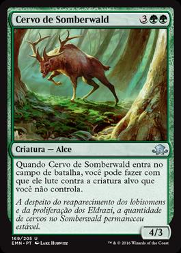 Cervo de Somberwald