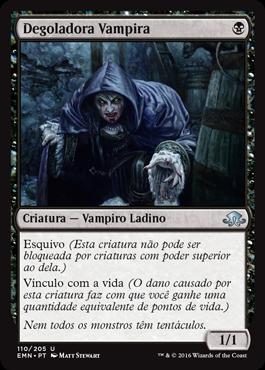 Degoladora Vampira
