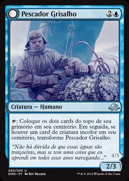 Pescador Grisalho
