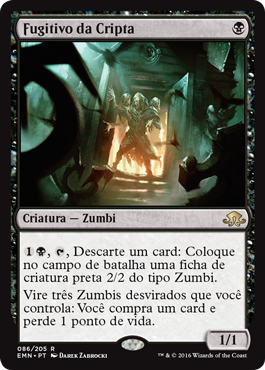 Fugitivo da Cripta