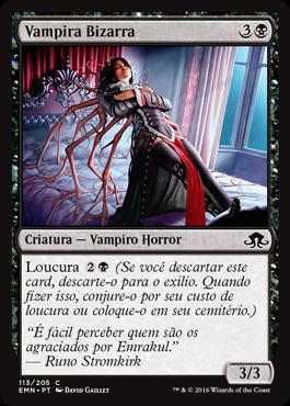 Vampira Bizarra