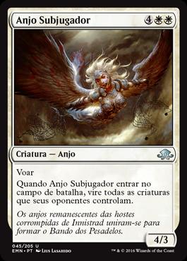 Anjo Subjugador