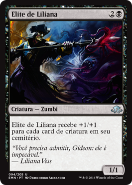 Elite de Liliana