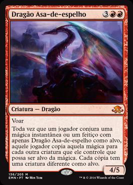 Dragão Asa-de-espelho