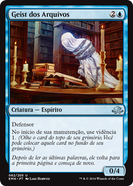 Geist dos Arquivos