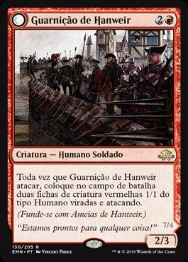 Guarnição de Hanweir