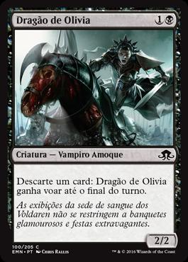 Dragão de Olivia