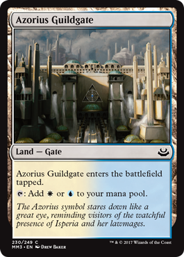 アゾリウスのギルド門
