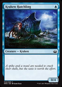 Kraken Hatchling