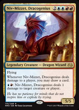 Niv-Mizzet, Dracogenius