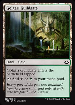 ゴルガリのギルド門