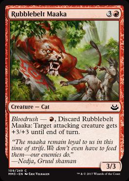 Rubblebelt Maaka