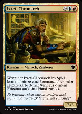 Izzet-Chronarch