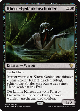 Kheru-Gedankenschinder