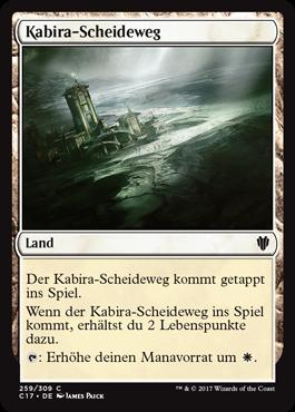 Kabira-Scheideweg