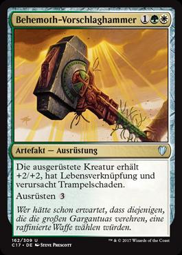 Behemoth-Vorschlaghammer