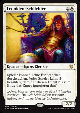 Leoniden-Schlichter