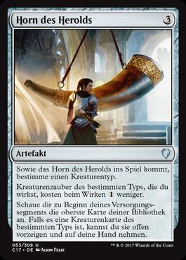 Horn des Herolds