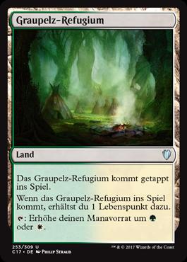 Graupelz-Refugium