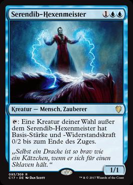Serendib-Hexenmeister