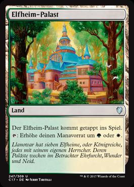 Elfheim-Palast