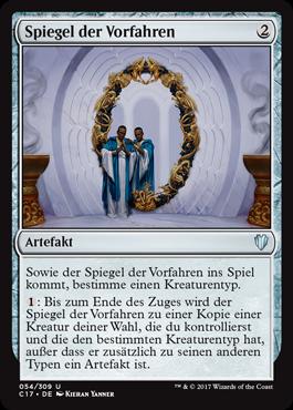 Spiegel der Vorfahren