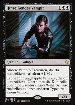 Hinreißender Vampir