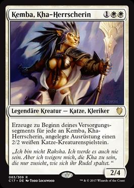 Kemba, Kha-Herrscherin
