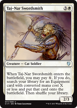 Taj-Nar Swordsmith