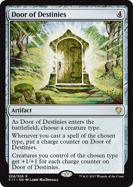 Door of Destinies (Commander 2017 Edition)