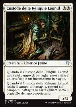 Custode delle Reliquie Leonid