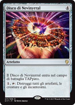 Disco di Nevinyrral