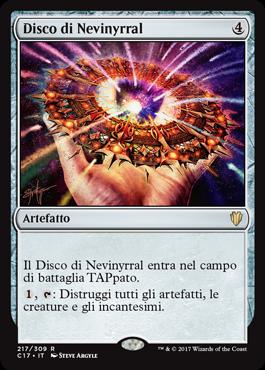 Disco di Nevinyrral