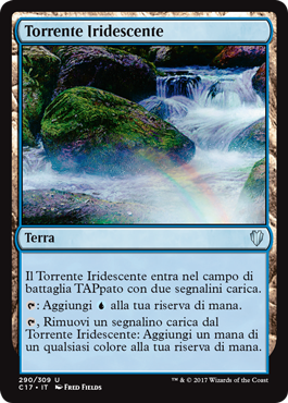 Torrente Iridescente