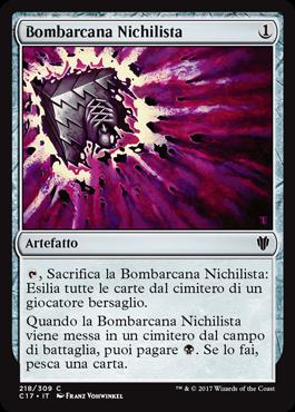 Bombarcana Nichilista